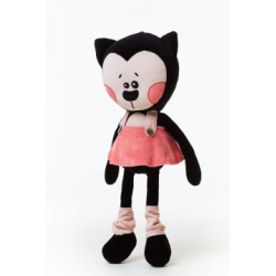 Pluszowa Long Leg Kitty Lucy 47 cm