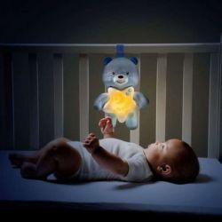 Chicco Miś na Dobranoc Projektor Lampka