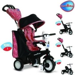 Smart Trike Chic 4w1 Rowerek