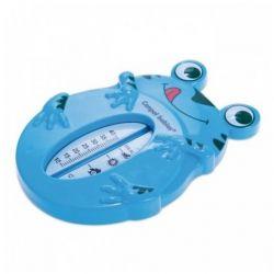 Canpol Babies Termometr do Kąpieli dla Niemowląt Żabka Niebieski