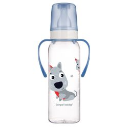 Canpol Babies Butelka Wąska z Uchwytem 250 ml Cute Animals...