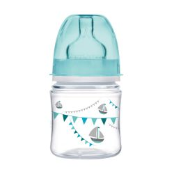 Canpol Babies Butelka Szeroka Antykolkowa 120 ml PP Easy...