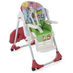 Chicco Polly Easy Krzesełko do Karmienia Country Farm