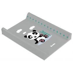 Sensillo Przewijak Usztywniany 49×70 Africa Panda Szary