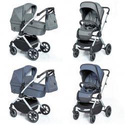 Baby Design Smooth Wózek Głęboko Spacerowy