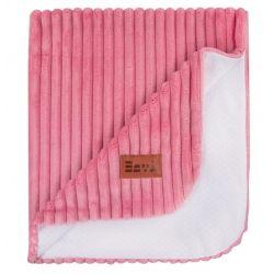 Eevi Kocyk Minky 78x88 Różowy
