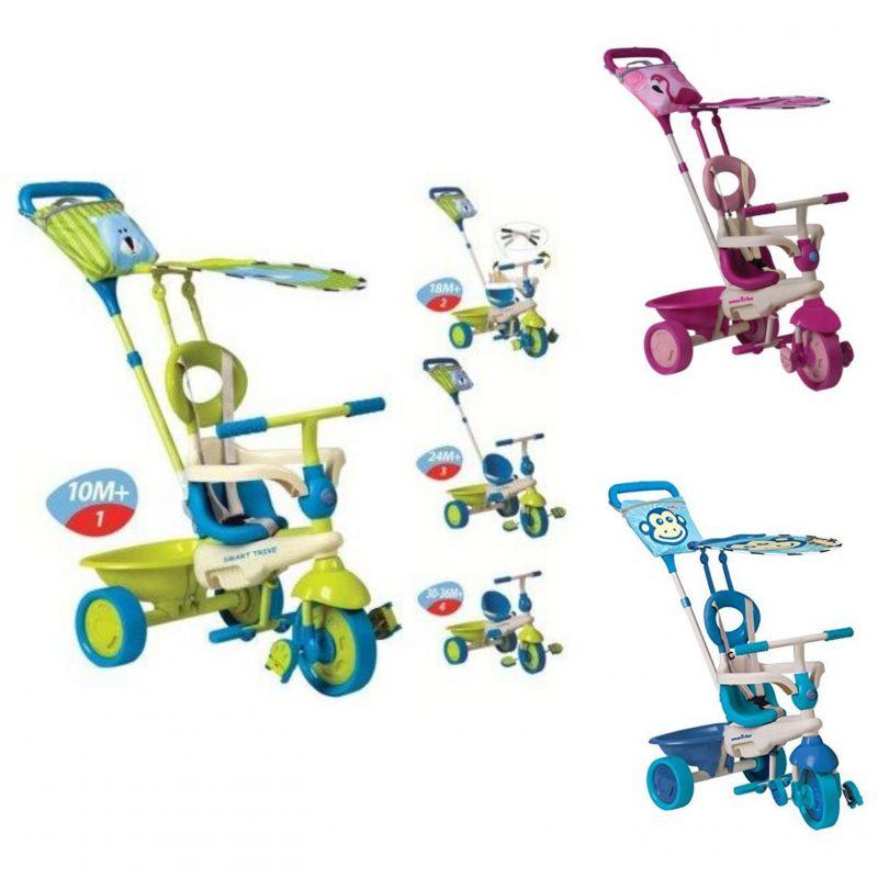 Smart Trike Safari 4w1 Rowerek