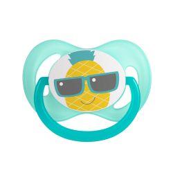 Canpol Babies Smoczek Silikon Symetryczny So Cool Turkusowy