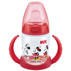 Nuk Kubek Disney Myszka Miki First Choice 6m+ (150 ml) Czerwona