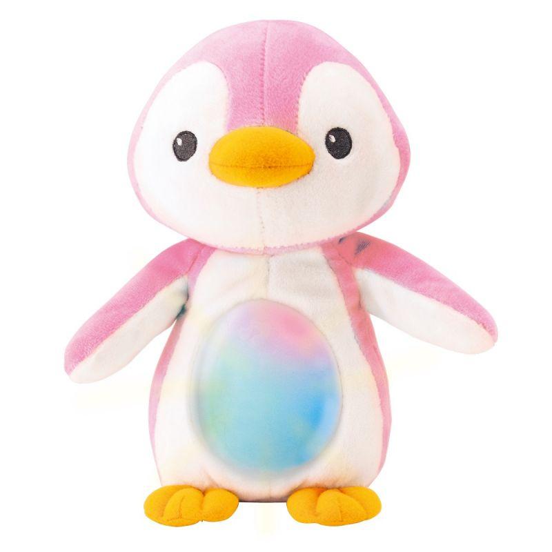 Smily Play Mały Śpioszek Pingwin Różowy