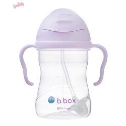 B.Box Bidon ze Słomką 240 ml Gelato Boysenberry