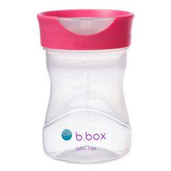 B.Box Kubek Treningowy 12m+ (240 ml) Malinowy