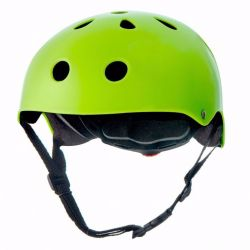 Kinderkraft Kask Rowerowy Safety Green