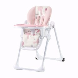 Kinderkraft Yummy Krzesełko do Karmienia Pink