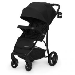 Kinderkraft Cruiser Wózek Spacerowy Black