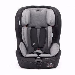 Kinderkraft Safety-Fix ISOfix Fotelik 9-36 kg Black/Grey