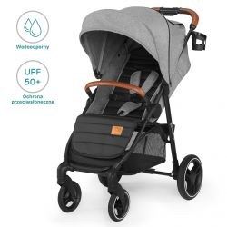 Kinderkraft Grande LX Wózek Spacerowy Grey