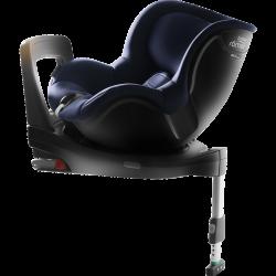 Britax Romer Dualfix M i-Size Fotelik (RWF) 0-18 kg (61-105 cm) Moonlight Blue Premium Line