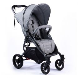 Valco Baby Snap 4 Tailor Made Wózek Spacerowy Grey Marle
