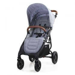 Valco Baby Snap 4 Trend V2 Wózek Spacerowy Grey Marle