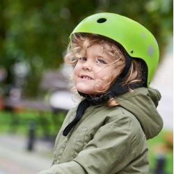 Kinderkraft Kask Rowerowy Safety Green