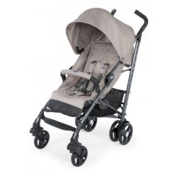 Chicco Lite Way 3 Top Wózek Spacerowy Beige