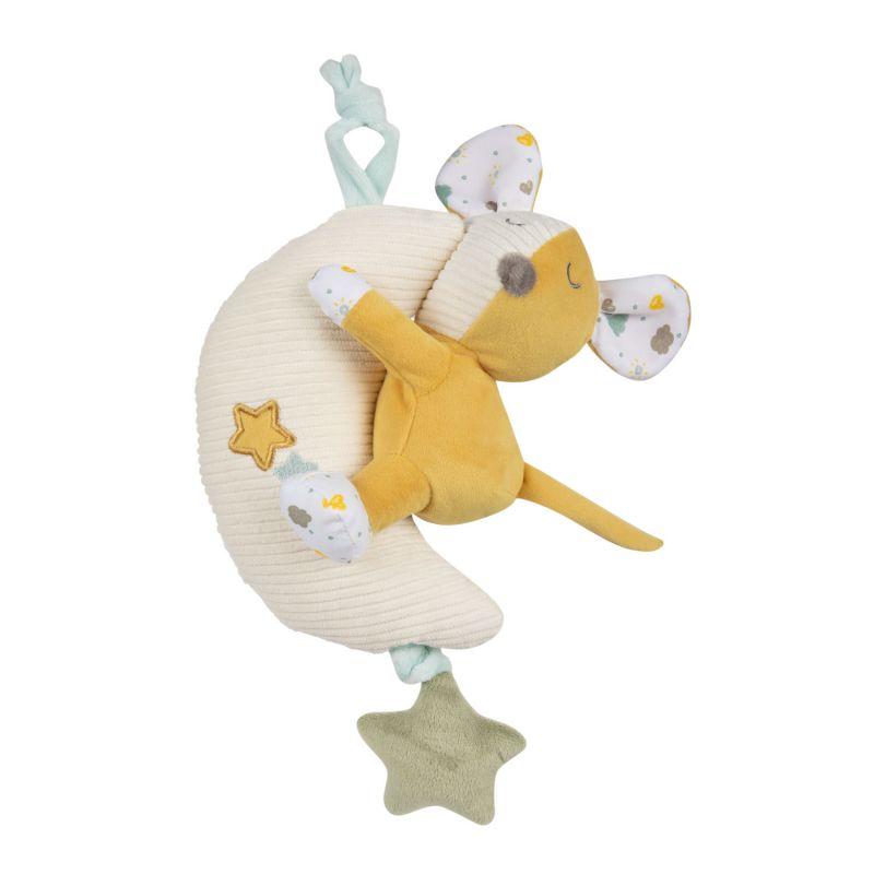 Canpol Babies Pluszowa Zabawka z Pozytywką Mouse