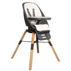 Muuvo Choc Krzesełko do Karmienia do 110 kg White