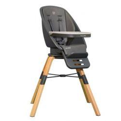 Muuvo Choc Krzesełko do Karmienia do 110 kg Graphite