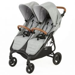Valco Baby Snap Duo Trend Tailor Made Wózek Bliźniaczy Grey...