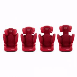 Kinderkraft Xpand ISOFix Fotelik 15-36 kg Red