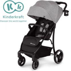 Kinderkraft Wózek Spacerowy Trig Gray