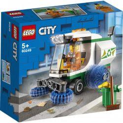 LEGO City - Zamiatarka
