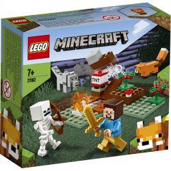 LEGO Minecraft - Przygoda w tajdze
