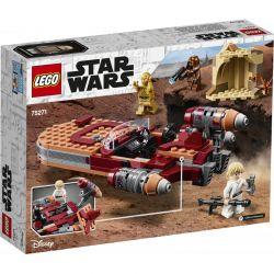 Lego Star Wars Śmigacz Luke'a Skywalkera Klocki (7 lat)