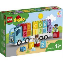 LEGO Duplo - Ciężarówka z alfabetem