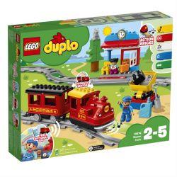 Lego Duplo Town Pociąg Parowy 10874 Klocki
