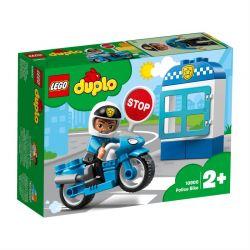 Lego Duplo Motocykl Policyjny 10900 Klocki