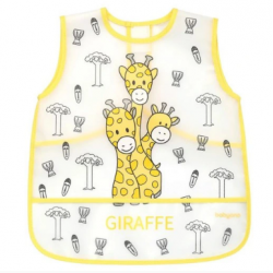 Baby Ono Fartuszek do karmienia Explorer Giraffe12m+