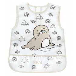 Baby Ono  Fartuszek ACTIVE BABY Seal 24m +