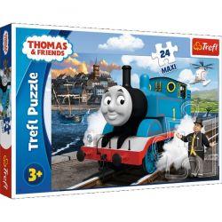 Trefl Puzzle Tomek i przyjaciele 24 el.