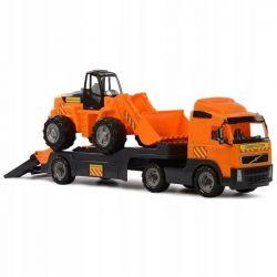 Wader Polesie  Samochód-holownik Volvo traktor-ładowarka