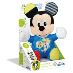 Clementoni Disney Baby Miki Świecący Pluszak