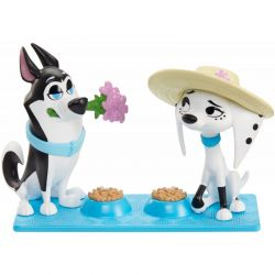 Mattel Ulica 101 Dalmatyńczyków - Figurki Dolly i Hansel...