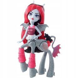 Monster High Centaurka Lalka Frets Quartzmane
