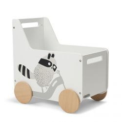 Kinderkraft Raccoon Skrzynia na Zabawki