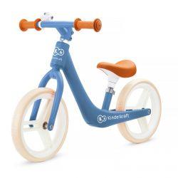 Kinderkraft Magnesium Fly Plus Rowerek Biegowy Blue Sapphire
