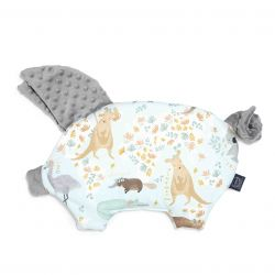 La Millou Podusia Sleepy Pig Dundee & Friends Blue Grey