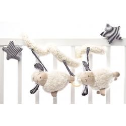 BamBam Sprężynka Edukacyjna Owieczki