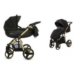 BabyActive Mommy Gold Edition Wózek 2w1 3w1 4w1 Gold Magic 14
